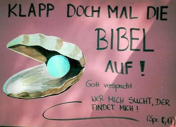 adventgemeinde kempten - schaukasten-datenbank - kategorie bibeltexte